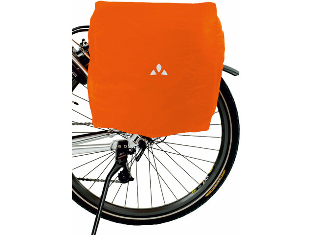 VAUDE Raincover for Bike Bags orange (2019) | Cykelkuffert